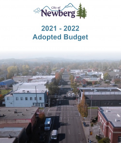 2016-2017 Adopted Budget Cover